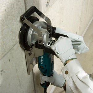 Makita PC5000C 5-Inch 10.0 Amp Loop Side Handle Speed Control Concrete Planer
