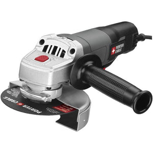 "Porter-Cable  PC60TPAG 4-1/2"" 7 Amp 11,000Rpm Angle Grinder/Cut Off Tool"