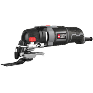Porter-Cable PCE605K 3-Amp 10-Foot Cord Tool-Free Oscillating Multi-Tool Kit