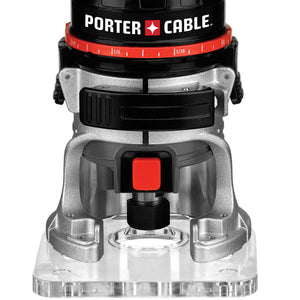 Porter Cable PCE6430 4.5 Amp 31,000 RPM Single Speed 1/4 In Laminate Trimmer