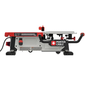 Porter-Cable PCE980 7-Inch 6.5-Amp Corded AC Sliding Table Top Tile Saw