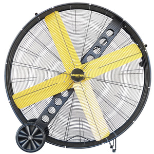 Master MAC-48-BDF 13300 CFM 2-Speed 48-Inch High Capacity Belt Drive Blower Fan