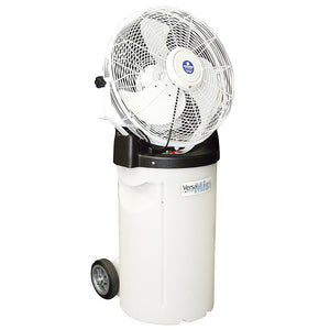 Schaefer  PVM18C 2200 CFM Indoor/Outdoor 18-Inch Misting Fan