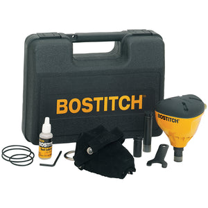 "Bostitch PN100K 5.25"" X 3.5"" X 4.13"" Industrial High Speed Impact Nailer Kit"