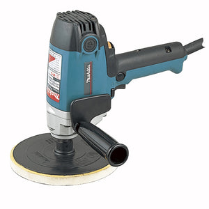 Makita PV7001C 7-Inch 600-1,200 Rpm Variable speed Soft Start Vertical Polisher