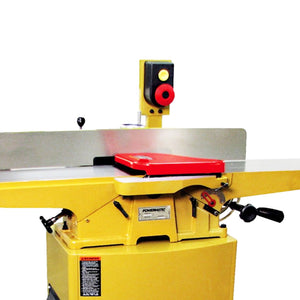 "Powermatic 60HH 8"" Jointer 2HP 1PH 230V w/ Helical Cutterhead - 1610086K"