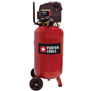 Porter Cable PXCMF220VW 20 Gallon Vertical Oil Free Air Compressor