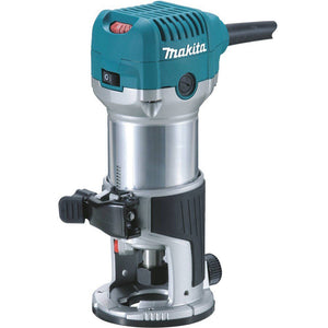 Makita RT0701C 1-1/4 HP 10,000-30,000 Rpm Variable Speed Compact Router