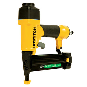"Bostitch SB-2IN1 5/8"" to 1-5/8"", 1/2"" to 1-1/2"" 18-Guage 2-In-1 Brad Nailer Kit"
