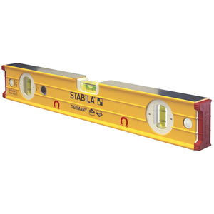 "Stabila 96M 16"" Extra Rigid Magnetic Level with Reinforcing Ribs - 38616"
