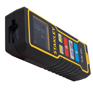 Stanley STHT77511 100-Foot Durable Bluetooth Enabled Laser Distance Measurer