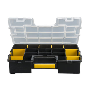 Stanley STST14027 Removable Dividers Side Lock SortMaster Tool Organizer