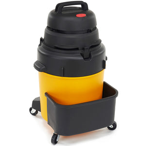 Shop-Vac 9252910 10-Gallon 6-1/2-HP Single-Stage Industrial Wet Dry Vacuum