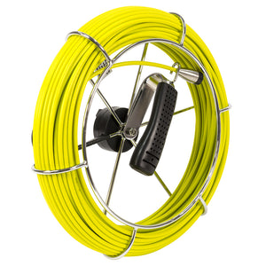 Video Snake SWJ-3188D-P3-40 40-Meter 130-Foot Inspection Camera System Cable