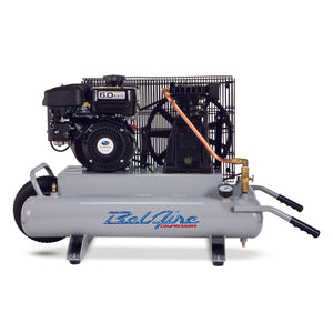 BelAire TR6030 6-HP 2x4-Gallon Portable Gas Powered Contractor Air Compressor