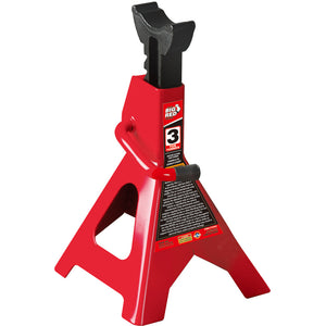 Torin T43002 3-Ton 11-5/8 - 16-3/4-Inch Steel Construction Jack Stands