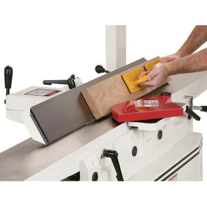 Shop Fox W1741 240-Volt 8-Inch Single-Phase Jointer w/ Adjustable Beds