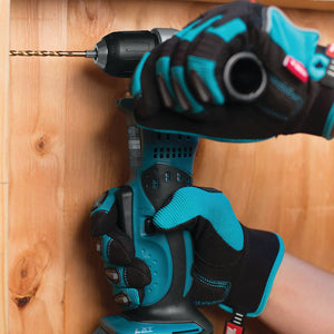 Makita XAD02Z 18-Volt 3/8-Inch Lithium-Ion Cordless Angle Drill Kit, - Bare Tool