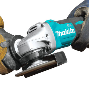Makita XAG04T 18-Volt 5-Inch 5.0Ah LXT Cordless Cut-Off/Angle Grinder Kit