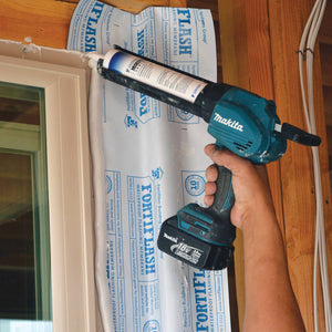 Makita XGC01Z 18-Volt 10-Ounce LXT Cordless Caulk and Adhesive Gun, - Bare Tool