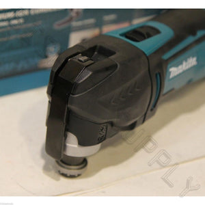 Makita XMT03Z 18-Volt 3.2 Degree 6,000-20,000 Opm Multi-Tool, - Bare Tool