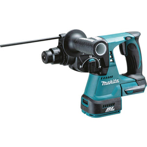 "Makita XRH01Z 18V LXT Lithium-Ion Brushless Cordless 1"" Rotary Hammer, Bare Tool"