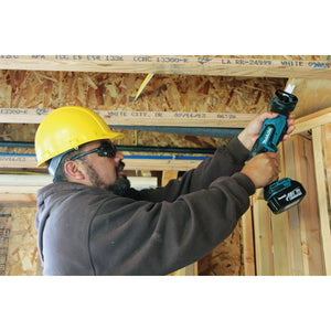 Makita XRJ01Z  18V LXT Lithium-Ion Cordless Compact Recipro Saw, Bare Tool