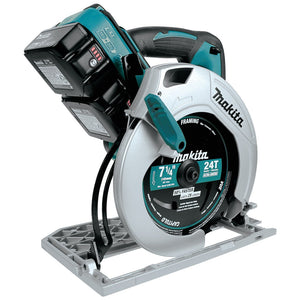 Makita X2 XSH01PT 36-Volt 7-1/4-Inch 5.0Ah Cordless Circular Saw Kit