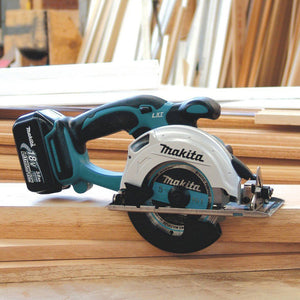 Makita XSS03Z 18-Volt 5-3/8-Inch Lithium-Ion Circular Trim Saw, - Bare Tool