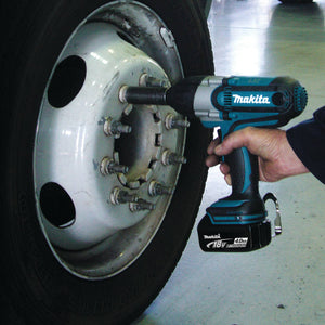 Makita XWT04Z 18-Volt 1/2-Inch Lithium-Ion High Torque Impact Wrench,- Bare Tool