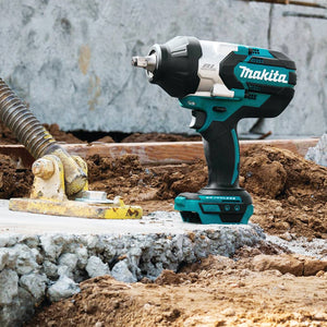Makita XWT08XVZ 18-Volt 1/2-Inch Brushless High Torque Impact Wrench - Bare Tool