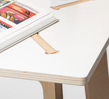 Load image into Gallery viewer, Karya Desk - MDF White