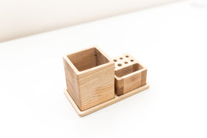 Desk Organizer, Pencil Holder, Pen Holder,  Desk Accessories, Small Desk Organizer, Kids Desk