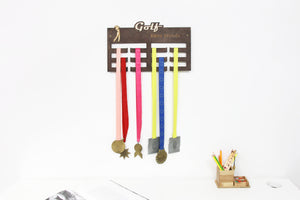 Medal Hanger, Golf, Medal Display, Medal Rack, Medal Holder, Golf Gifts, Golfer Gift