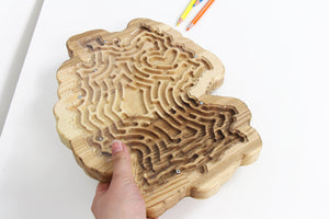 Toddler Busy Board,Busy Boards, Educational Toys, Germany, Montessori Toys, Maze Runner