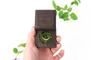 Proposal Ring Box, Engagement Ring Box, Wedding Ring Box, Ring Bearer Box, Wood Ring Box,