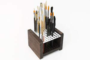 Brush Holder, Makeup Brush Holder, Makeup Brushes, Make Up Brush Holder, Makeup Organizer, Makeup Storage, Painting, Paint Brushes