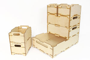 Plywood Box, Wood Crates, Wooden Crate Box, Wooden Toy Box, Toys Storage, Dog Toy Box, Fruit Box
