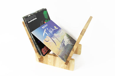 Vinyl Stand, Vinyl Record Storage, Vinyl Record Holder, Christmas Gift for Boyfriend