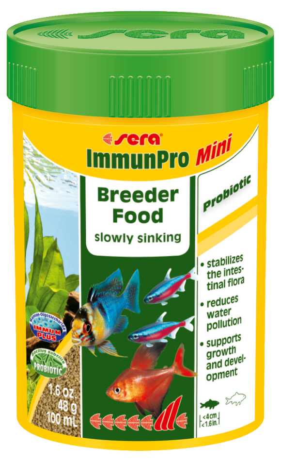 Sera ImmunPro Mini Breeder Food