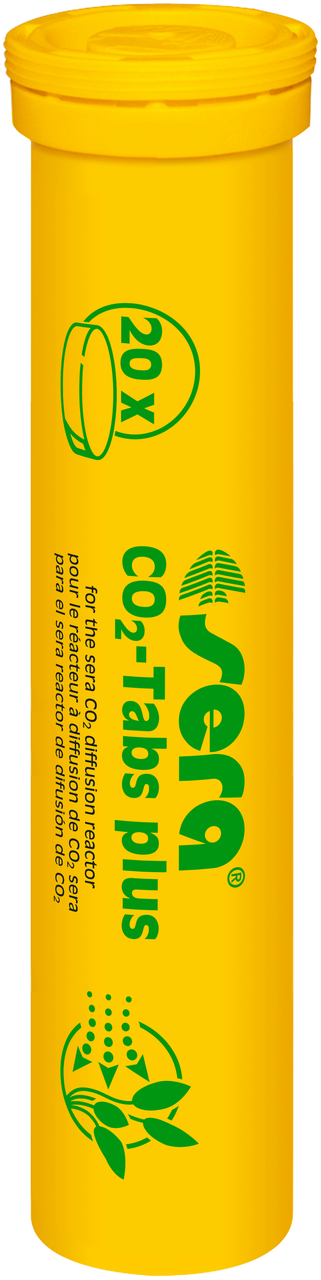 Sera CO2 Tablets Plus