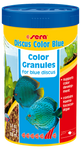 Sera Discus Color Blue Granules