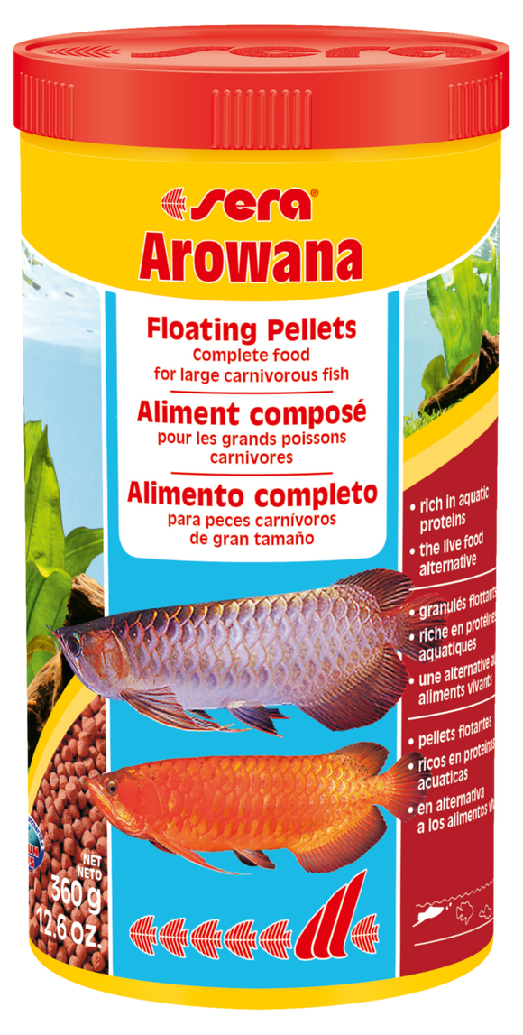 Sera Arowana Floating Pellets
