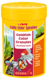 Sera Goldys Color Spirulina Goldfish Granules