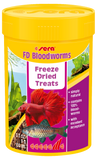 Sera FD Bloodworms Freeze Dried Treats