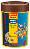Sera Bloodworm Snack Professional