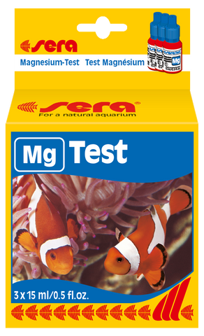 Sera magnesium-Test (Mg)