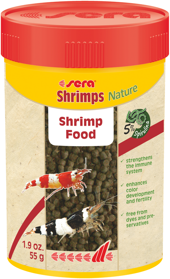 Sera Shrimp Nature
