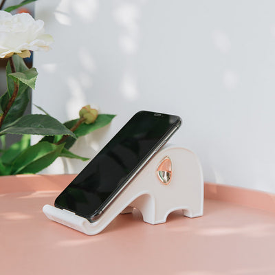 QUSHINI  ELEPHANT WIRELESS - BIANCO