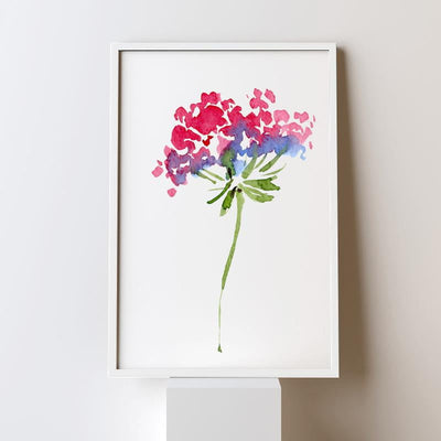 Flower Watercolor
